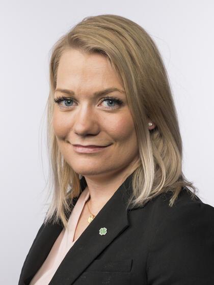 Sandra Borch, landbruks- og matminister