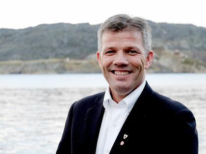 Bjørnar Skjæran, fiskeri- og havminister