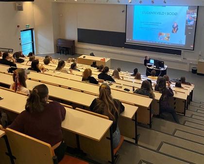 Studentkveld i Bodø
