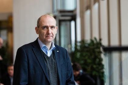 Anders Kvam i Akademikerne Stat
