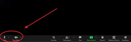 ikoner i zoom